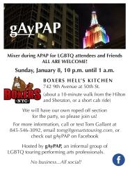 gAyPAP Handout 2016