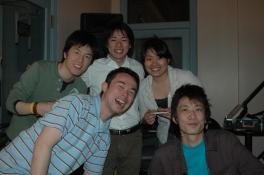 Nitta Oyako & IUP Little Big Band USA April, 2005